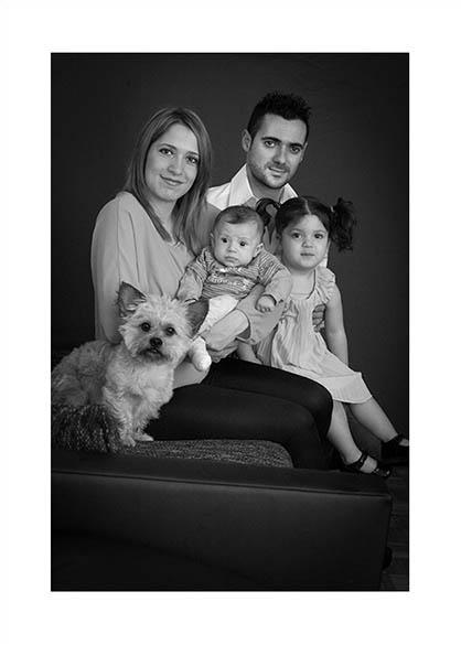 famille et toutou